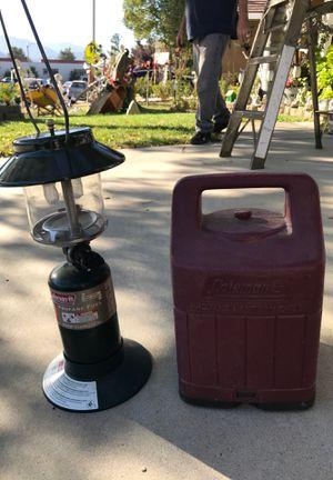 Propane Lantern Set for Sale in Corona, CA