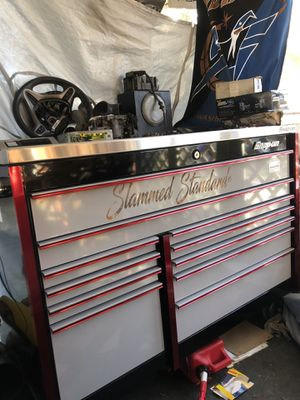 Tool box snap-on for sale for Sale in Aspen Hill, MD