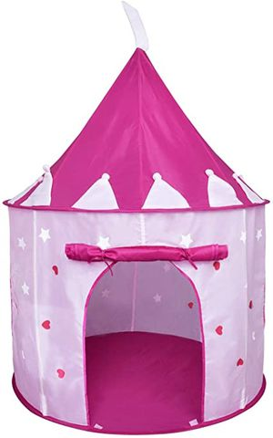 Pink Castle 🏰 Tent for playtime for Sale in Corona, CA