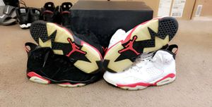 Air Jordan 6 Infrared Pack size 9 for Sale in Cleveland, OH