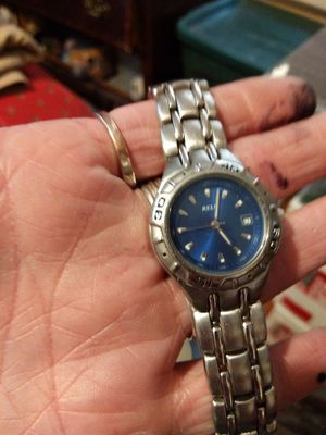 A BLUE FACE RELIC LADIES WATCH for Sale in Fort Worth, TX