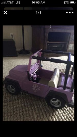 Doll car-cannot ride on for Sale in Mesquite, TX