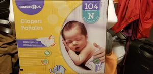 Newborn Diapers for Sale in Jersey City, NJ
