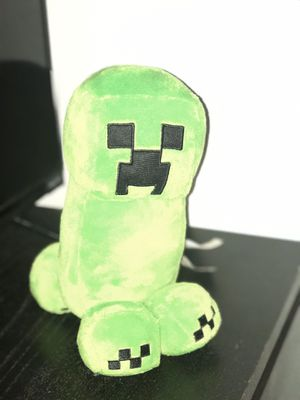 Minecraft Creeper Plush for Sale in Miami, FL