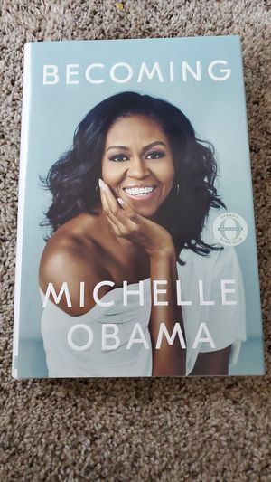 Becoming by Michelle Obama for Sale in Littleton, CO