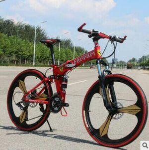 Ferrari Mountain Foldable Bike. for Sale in Eustis, FL