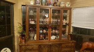 Wooden Showcase for Sale in Cedar Hill, TX