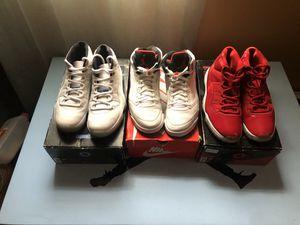 Jordan bundle pack for Sale in Pennsauken Township, NJ