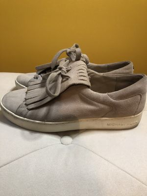 Michael Kors Suede Tennis Shoes 8.5 for Sale in Denver, CO