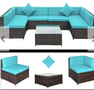7pc patio set for Sale in Industry, CA