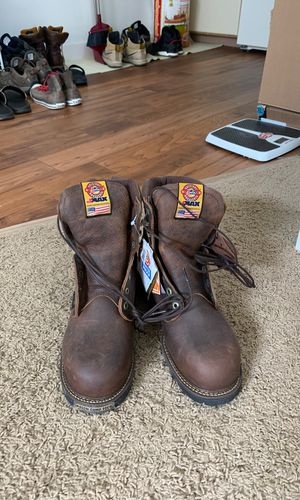 Justin boots (new with out box) sz 10 for Sale in Salt Lake City, UT