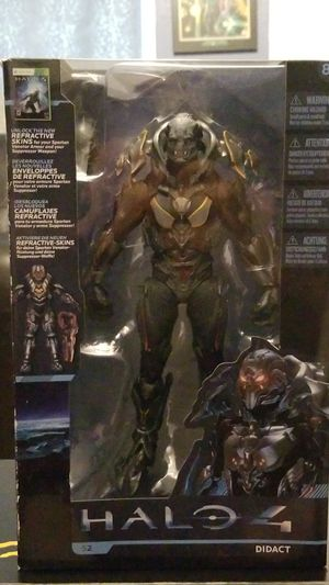 Halo 4 Didact Figure for Sale in Stafford, TX