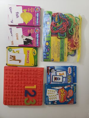 Bundle of Kids learning games for Sale in Orlando, FL