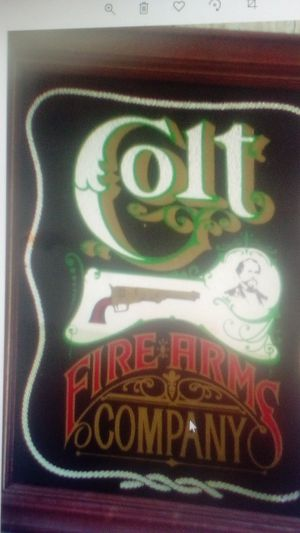 Colt fire arms company picture for Sale in Stockton, CA