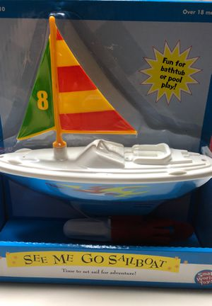 New see me go sailboat for Sale in Hesperia, CA