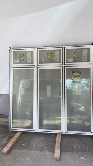 """Pella windows 76""""x76"""" for Sale in Moorestown, NJ"""