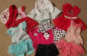 Like New baby girl clothes lot for Sale in Virginia Beach, VA