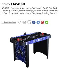 4 Ft Air Hockey Table (Brand New) for Sale in Reston,  VA