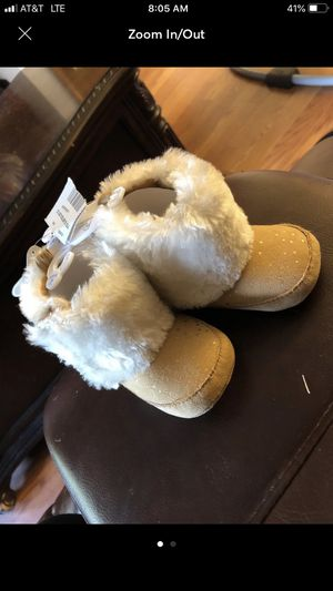 Infant girls boots for Sale in Meriden, CT