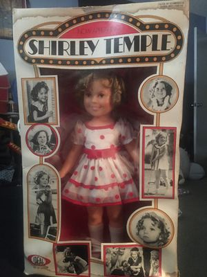 Shirley Temple /antique doll for Sale in Arcadia, CA