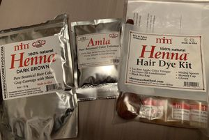 Henna Hair Dye Color - Morrocco Method for Sale in Saint Clair Shores, MI