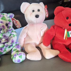 Beanie Babies - Bear Bundle for Sale in Fullerton, CA