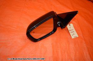 16 17 18 BMW 750I OEM LEFT DOOR SIGNAL CAMERA BLIND SPOT AUTODIM MIRROR G11 G12 for Sale in Hialeah, FL