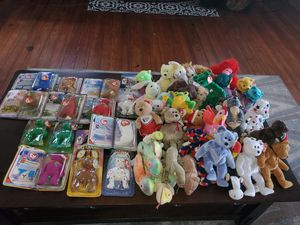 55+ Ty Beanie Baby Collection for Sale in Charlestown, IN