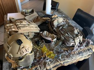 Air soft setup for youth for Sale in Glendale, AZ