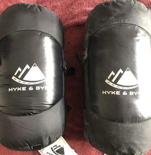 Hyke & Byke Snowmass Sleeping Bag for Sale in Huntington Beach, CA