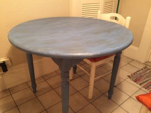 Round Table with four chairs for Sale in San Francisco, CA
