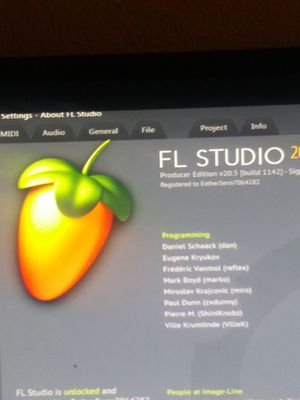 Fl studio Producer Edition SignTure Bundle64bit Activation for Sale in Bothell, WA