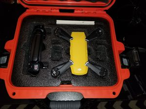 DJI SPARK DRONE WITH EXTRAS for Sale in Texas City, TX