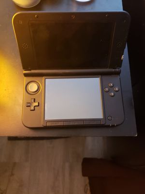 Nintendo 3DS with 6 games and case for Sale in Seattle, WA