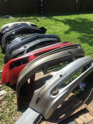 Bumpers and grill for Sale in Stone Mountain, GA