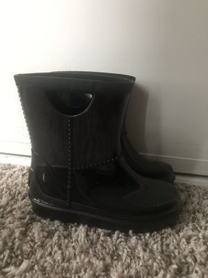 Ugg rain boots for Sale in Renton, WA