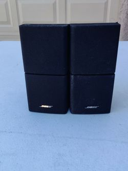 Pair Bose Double Jewel Cube Speakers Some Scuffs for Sale in Las Vegas,  NV
