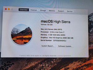 Mid 2011 Mac mini for Sale in Garden Grove, CA