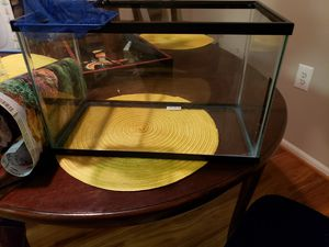 Fish tank and accessories for Sale in Frederick, MD