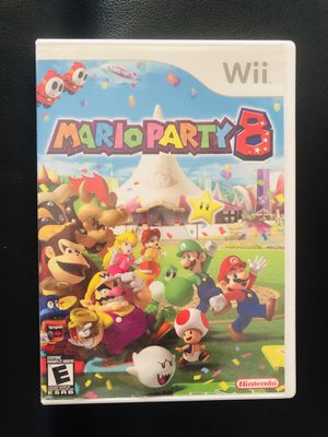 Mario party 8 for Sale in Sacramento, CA