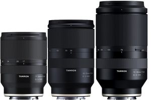 TAMRON 17-28 2.8 , 28-75 2.8 , 70-180 2.8 for Sony Full Frame for Sale in Miami, FL