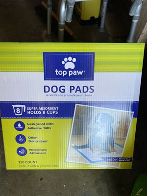 Top Paws dog training pads for Sale in Cerritos, CA