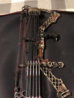 Mathews Z7 Xtreme Compound bow for Sale in Wenatchee,  WA