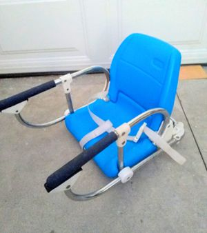 Hook on Seat Table Booster Seat for Sale in Whittier, CA