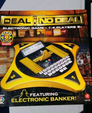 Deal or No Deal board game. for Sale in Euless, TX