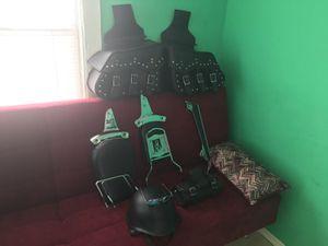 Motorcycle gear bundle for Sale in Elizabeth, NJ
