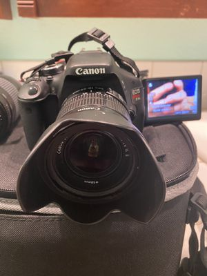 Canon T3i for Sale in Riverside, CA