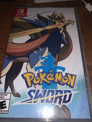 Pokémon Sword for Sale in Auburndale, FL