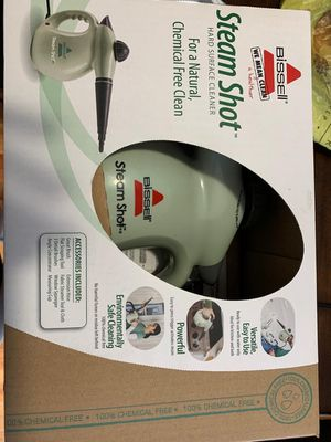 Steam cleaner for desinfection any virus!!! for Sale in Miami, FL