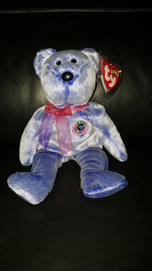 Ty Beanie Baby 2000. Periwinkle for Sale in Santa Ana, CA